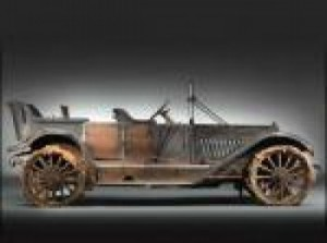 Oldsmobile Limited 1911 року випуску