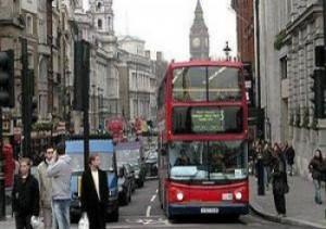 Громадський транспорт Лондона - один з найбезпечніших у світі
