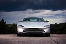 Найновіший з автомобілів Бонда продадуть за $1,4 млн