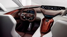 Acura показала у Детройті,яким бачить авто майбутнього